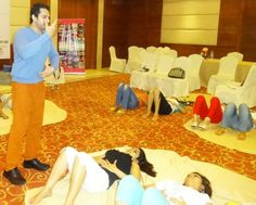 Acting School in Noida have various training modules which are specially designed and are derived from various worldwide acting techniques and aims at providing the best training to meet the requirement of the applicant!