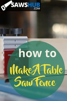 Read this article by Saws Hub and learn how to build a table saw fence now! Using homemade accessories and furniture does give your home an edge, but it also saves you hundreds of dollars. Regardless of why you want to build your fence, this post will show you the ropes. Check it out. #tablesawfence #fence #diyfence #diytablesawfence Diy Table Saw Fence, Diy Fence, Build A Table, Make A Table, Free Pallets, Wood Pallets, Build Your Own House, Weathered Wood, Wood Pieces