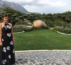 #Wedding day 😊  #ootd #look #outfit #instagram #nature #travel #travelblogger #traveling #dress #instagood #fashion #fashionable #vsco #garden #wedding #instalike
