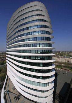 Belastingdienst kantoor te Groningen - Tax Office