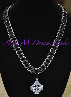 Handmade Chain Maille Necklaces - A & M Dream Links