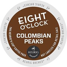 Eight OClock Coffee 100 Colombian KCups  144 Count Box * For more information, visit image link. Note: It's an affiliate link to Amazon.