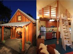 tiny house pictures | Professor's Tiny House Is a Model for Different Living