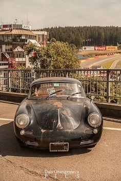 Porsche. Perfect for a restoration...