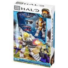 Mega Bloks Halo Covenant Weapons Pack II Set #97359 - Walmart.com