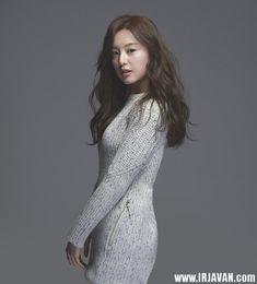 Kim Ji Won, High Neck Dress, Actresses, Sweaters, Fashion, Turtleneck Dress, Female Actresses, Moda, Fashion Styles