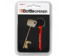 SUCK UK Key Bottle Opener ** Visit the image link more details. Note:It is affiliate link to Amazon.