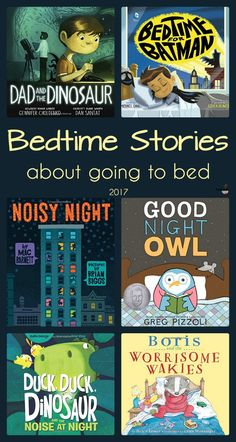 new 2017 bedtime stories for kids all about going to bed