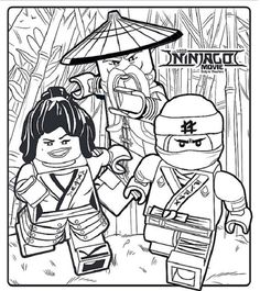 34 Best Ninjago Ausmalbilder Images Ninjago Coloring Pages Lego