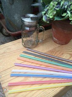 Reusable Drinking Straws Jumbo XL Wide Washable Industrial Food-grade Pipe x 10 | eBay