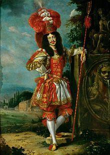 Leopold I. (* 9. Juni 1640 in Wien; † 5. Mai 1705 ebenda), VI. aus dem Hause Habsburg, geboren als Leopold Ignatius Joseph Balthasar Felician, war von 1658 bis 1705 Kaiser des Heiligen Römischen Reiches sowie König von Ungarn (ab 1655), Böhmen (ab 1656), Kroatien und Slawonien (ab 1657).