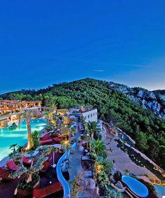 Hacienda Na Xamena Luxury Boutique Hotel, Ibiza, Spain Hotels And Resorts, Best Hotels, Luxury Hotels, View Photos, Cool Photos, Amazing Photos, Eivissa Ibiza, Spanish Haciendas, Ibiza Holidays