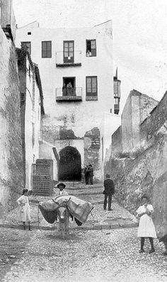 Antigua imagen de MÁLAGA