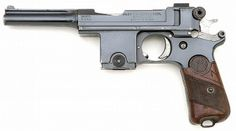 bergmann bayard m1910 - Google Search Loading that magazine is a pain! Get your Magazine speedloader today! http://www.amazon.com/shops/raeind