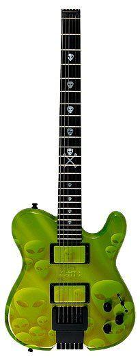 Reith custom headless guitar