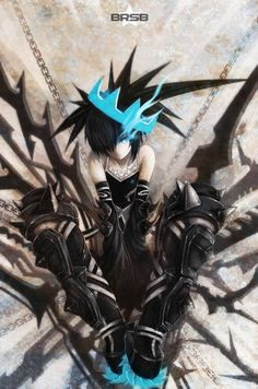Black Rock Shooter Beast by Ku-On.deviantart.com on @deviantART
