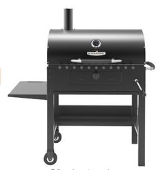 Blackstone Charcoal Grill, Barbecue, Smoker, With Automatic Rotisserie…