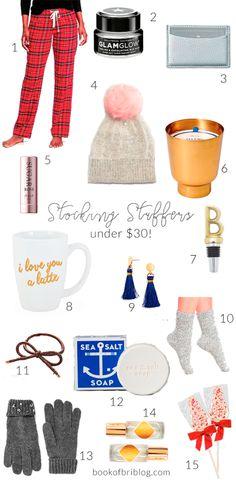 Gift Guide for Stocking Stuffer