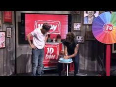 1D Day - Harry Making Pottery