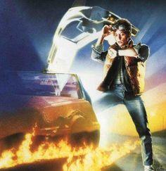 Back to the Future (no Brasil, De Volta Para o Futuro; e em Portugal, Regresso ao Futuro) é um fi...