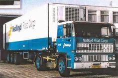 DAF FT 2800 4X2 met koeloplegger van Nedlloyd