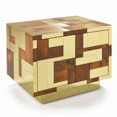 Iconic Art Furniture Pieces for Modern Interior Design 1970s Furniture, Unique Furniture, Table Furniture, Furniture Design, Wooden Furniture, Mobiles, Art Nouveau, Reception Design, Paul Evans