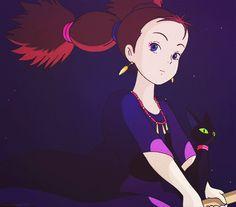 Kiki's Delivery Service | Senior witch