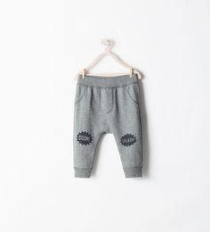 "Image 1 of ""BOOM"" AND ""SPLASH"" LEGGINGS from Zara"