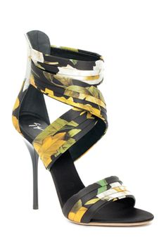 Giuseppe Zanotti Shoes Spring Summer 2012