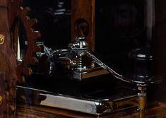 Werkstatt - Steampunk Design Steampunk Design, Espresso Machine, Coffee Maker, Kitchen Appliances, Work Shop Garage, Espresso Coffee Machine, Coffee Maker Machine, Diy Kitchen Appliances, Coffee Percolator
