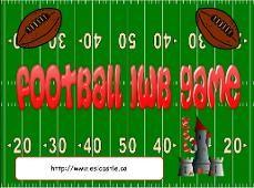 Football IWB Game