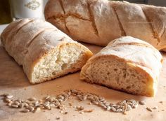 Homemade bread by Giuseppe (lazy shooter) on 500px