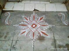 Rangoli my daily kolam Padi Kolam | m.iKolam.com