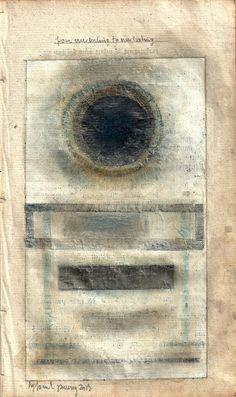 herbert pfostl's paper graveyard