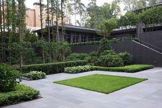 Arcadia Garden, Japanese Garden Design, Small Gardens, Topiary, Walkway, Garden Plants, Landscape Design, Sidewalk, Architecture