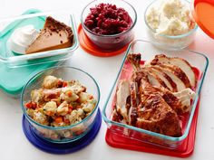 What to Do with Thanksgiving Leftovers : Thanksgiving dinner is one of the most highly anticipated meals of the year. Make the most of it by transforming leftovers into satisfying soups, sandwiches, pot pies and more with these recipes from Food Network.