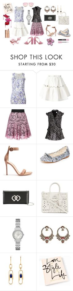 """Love is life....❤️❤️❤️"" by jamuna-kaalla ❤ liked on Polyvore featuring Giambattista Valli, Kenzo, Dolce&Gabbana, Erdem, Gianvito Rossi, Sam Edelman, Dsquared2, Yves Saint Laurent, Kate Spade and Alexander McQueen"