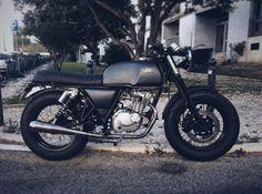 Mash black seven custom