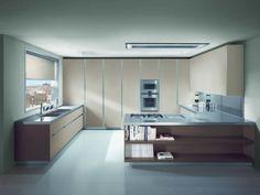 Las cocinas no son un espacio cerrado nunca más