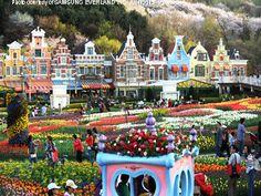 Everland Theme Park (South Korea)