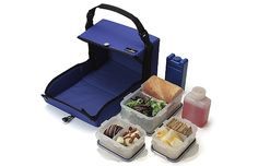 Lunch Boxes for Adults - Washable Lunch Box - Lunch Containers - LunchSense