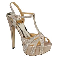 Eye Candie Womens Celine-86 High Heel Dress Pumps -- More info could be found at the image url.