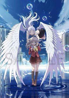 Angel beats and Charlotte Anime Nerd, All Anime, Manga Anime, Anime Angel, Angel Beats!, Kawaii Anime Girl, Anime Art Girl, Familia Anime, Fanart