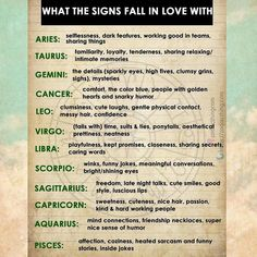Not sure what dark features means but overall very true. Well, if I fall in love that's most of what it would be for.