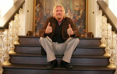 Richard Branson on the Key to Success