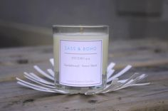 Embedded image permalink Scented Candles, Candle Jars, Embedded Image Permalink, Boho, Sweet, Candy, Bohemian, Bohemia