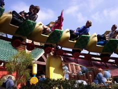 Live from Gadget's Coaster #Disneyland