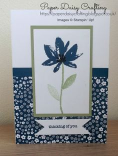 Paper Daisy Crafting: More Avant Garden from Stampin' Up!