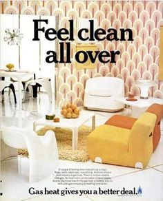 love these colors american gas retro advertising vintage advertisements vintage ads - Table De Salle A Manger Ikea1962