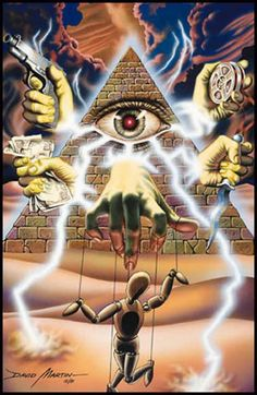 all-seeing eye looking for subject matter -- Legend Keeper wrote of the NWO and mentioned secret societies in the Gothic Horror story. The Skull and Bones society and the Owl Society tends to be intriguing subject matter to draw upon too.